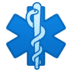 ⚕️ medical symbol Emoji on Apple Platform