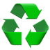 ♻️ recycling symbol Emoji on Apple Platform
