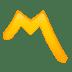 〽️ Part Alternation Mark Emoji on Apple Platform