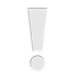 ❕ white exclamation mark Emoji on Apple Platform