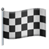 🏁 chequered flag Emoji on Apple Platform