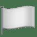 🏳️ white flag Emoji on Apple Platform
