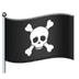 🏴‍☠️ pirate flag Emoji on Apple Platform