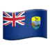 🇦🇨 flag: Ascension Island Emoji on Apple Platform