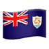🇦🇮 flag: Anguilla Emoji on Apple Platform