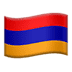 🇦🇲 flag: Armenia Emoji on Apple Platform