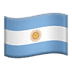 🇦🇷 flag: Argentina Emoji on Apple Platform