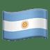 Flag: Argentina