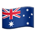 🇦🇺 flag: Australia Emoji on Apple Platform