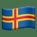 🇦🇽 flag: Åland Islands Emoji on Apple Platform