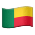 🇧🇯 flag: Benin Emoji on Apple Platform