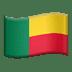Flag: Benin