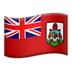 🇧🇲 flag: Bermuda Emoji on Apple Platform
