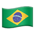 🇧🇷 Brazil Flag Emoji on Apple Platform
