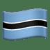 Flag: Botswana