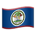 Flag: Belize