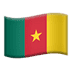 🇨🇲 flag: Cameroon Emoji on Apple Platform