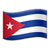 🇨🇺 flag: Cuba Emoji on Apple Platform