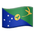 🇨🇽 flag: Christmas Island Emoji on Apple Platform