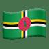 Flag: Dominica