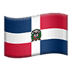 Flag: Dominican Republic