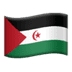 🇪🇭 flag: Western Sahara Emoji on Apple Platform