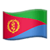 🇪🇷 flag: Eritrea Emoji on Apple Platform