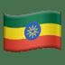 Flag: Ethiopia