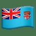Flag: Fiji