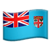 🇫🇯 flag: Fiji Emoji on Apple Platform