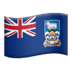 Flag: Falkland Islands