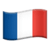 🇫🇷 flag: France Emoji on Apple Platform