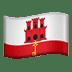 Flag: Gibraltar