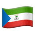 🇬🇶 flag: Equatorial Guinea Emoji on Apple Platform