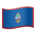 🇬🇺 Guam Flag Emoji on Apple Platform