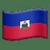 Flag: Haiti