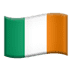 🇮🇪 flag: Ireland Emoji on Apple Platform