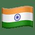 Flag: India
