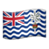 🇮🇴 flag: British Indian Ocean Territory Emoji on Apple Platform