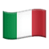 🇮🇹 flag: Italy Emoji on Apple Platform