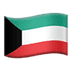 🇰🇼 flag: Kuwait Emoji on Apple Platform