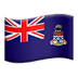🇰🇾 flag: Cayman Islands Emoji on Apple Platform