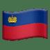 Flag: Liechtenstein