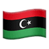 🇱🇾 flag: Libya Emoji on Apple Platform