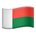 Flag: Madagascar