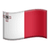 🇲🇹 flag: Malta Emoji on Apple Platform