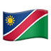 🇳🇦 flag: Namibia Emoji on Apple Platform