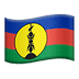 Flag: New Caledonia