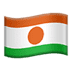 🇳🇪 flag: Niger Emoji on Apple Platform
