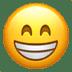😁 Beaming Face With Smiling Eyes Emoji on Apple Platform